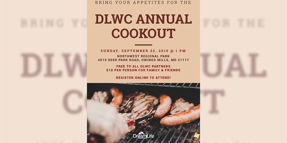 DLWC Annual Cookout