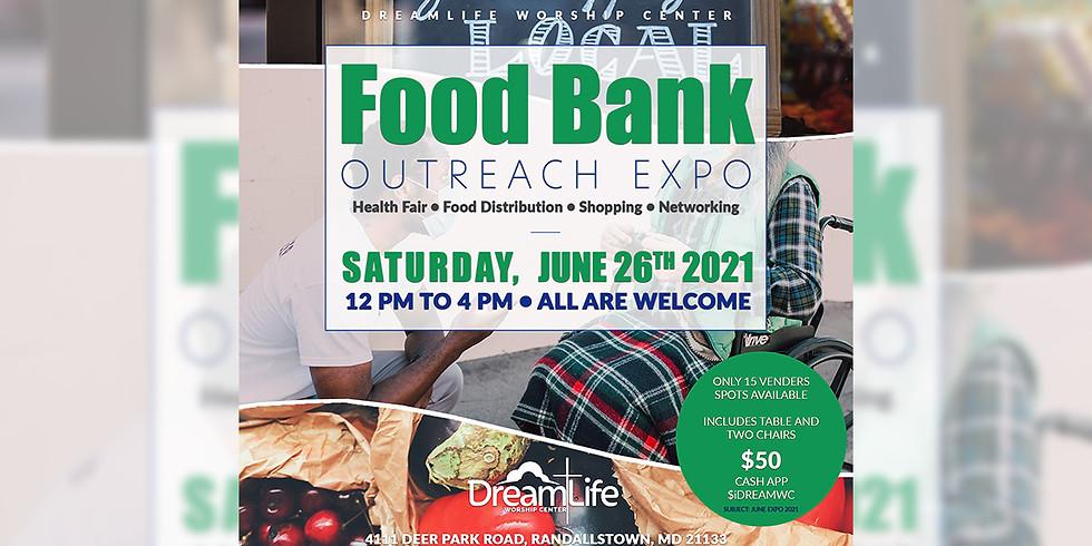 Food Bank Outreach Expo