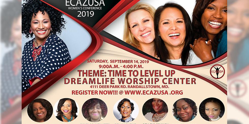 Ecazusa Women's Conference 2019