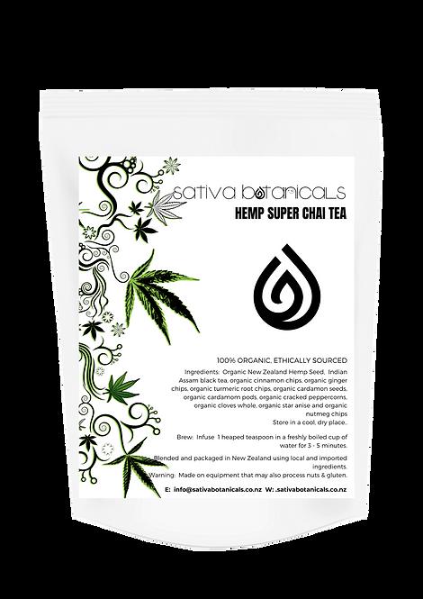 HEMP SUPER CHAI TEA