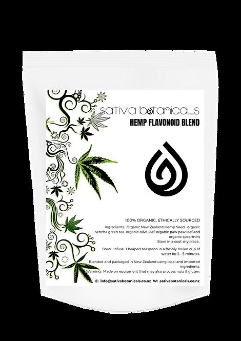 HEMP FLAVONOID BLEND