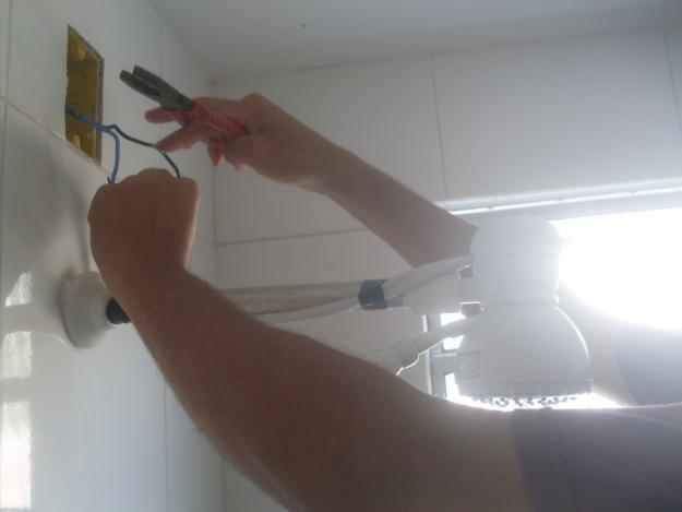 instalação-de-chuveiro SP