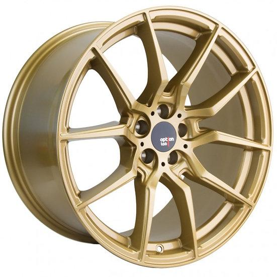 R716 Top Secret Gold