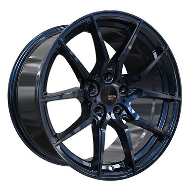 R716 Midnight Blue Metallic