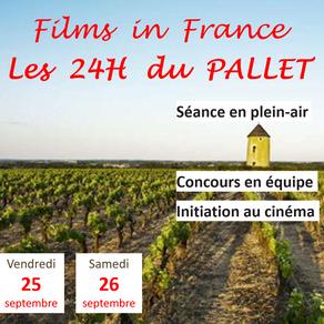 24H du Pallet : Faites des Films