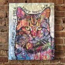 Talking Cats on grinder metal - DR