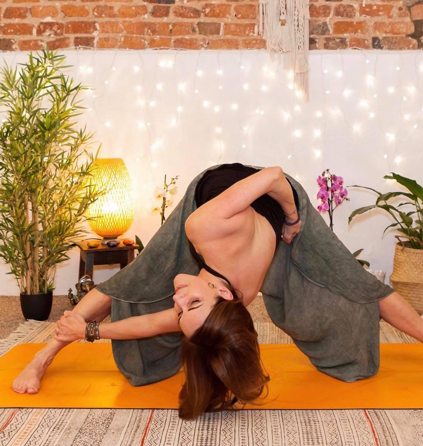 Zoom Friday Hatha Flow Yoga