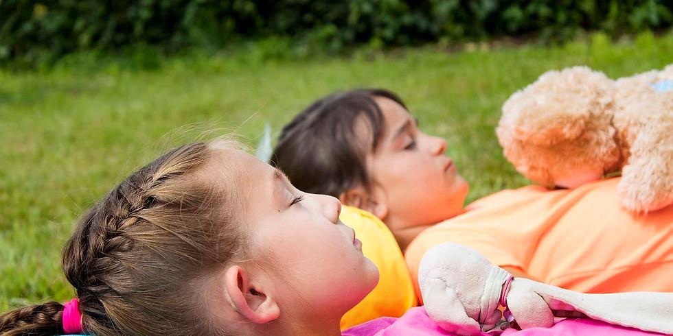 Meditation für Grundschüler