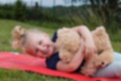 Glückliche Kindheit, Atemtechnik