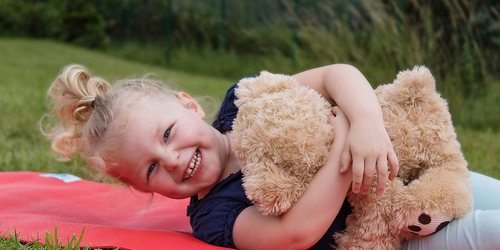 Achtsamkeits-und Entspannungstraining für Kindergartenkinder ab 3 bis 6 Jahren