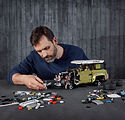 LAND ROVER ANNOUNCES MUSTO AND LEGO PART