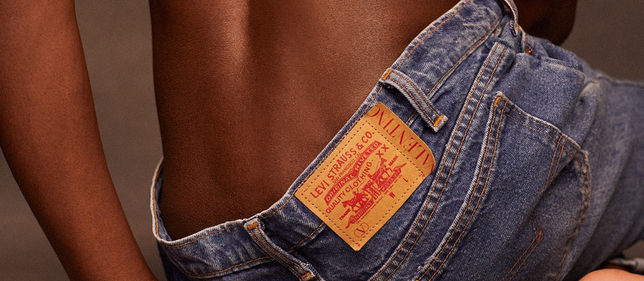 Valentino Collaborates with Levi's and we're loving every bit of it!