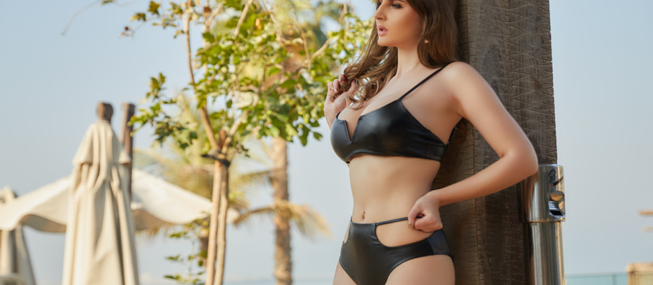 Dubai's First-ever Vegan Swimwear has just been revealed and it looks just as hot as Dubai Summer