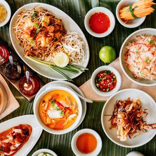 The Thai Kitchen Assorted Starters.jpg