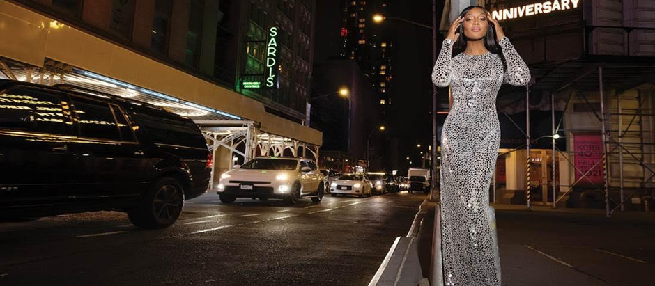 Big City Glamour: Michael Kors Collection Unveils 40th Anniversary Campaign Starring Naomi Campbell