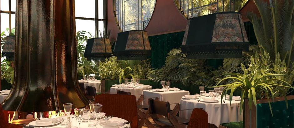 Sneak Peek: Award-Winning Interiors of Amazonico, Madrid's Celebrity Hotspot Set to Open In Dubai