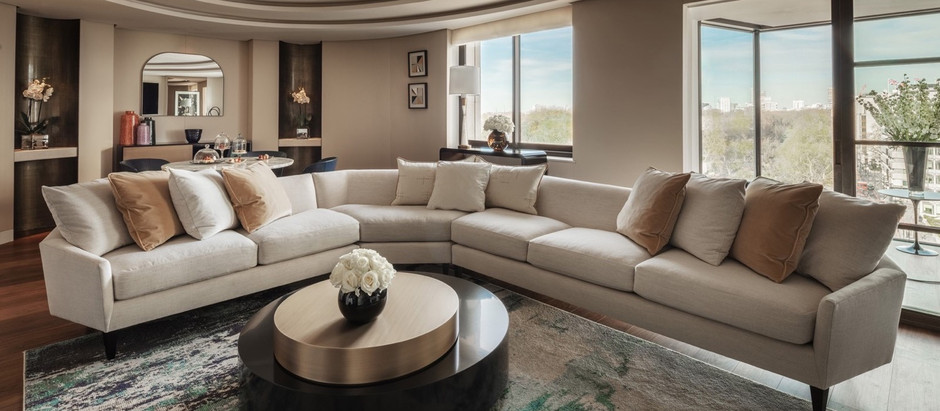 X|NEWS: Four Seasons Hotel London at Park Lane Unveils the Hyde Park Suite and Newly Designed Rooms