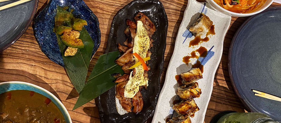 X|FEATURE: Get Lost in Japan Cuisine at Kimura-Ya