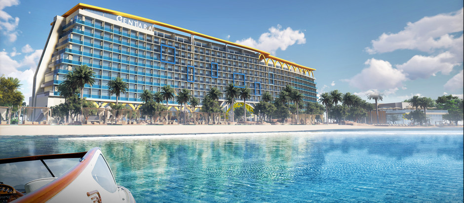 The Long Wait is Over! Centara Mirage Beach Resort Dubai is Opening this October 2021