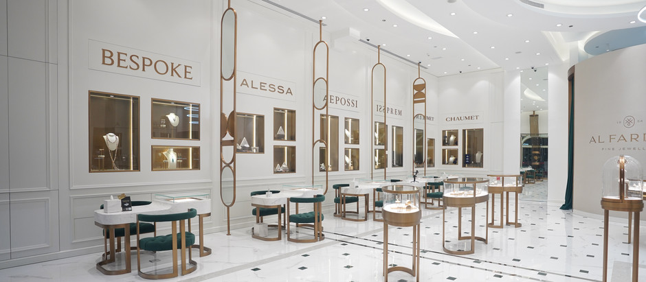 Breaking the mould: Al Fardan Jewellery relaunches with a fresh contemporary identity
