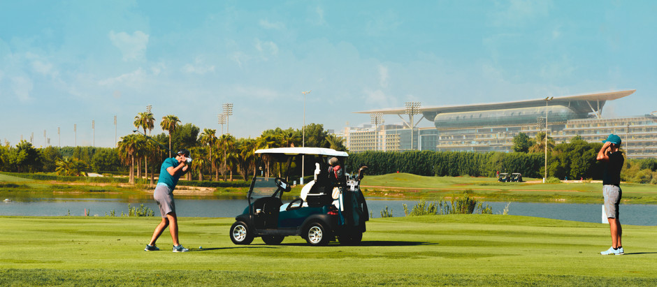 What's Hot? A Golfcation at the Meydan Hotel