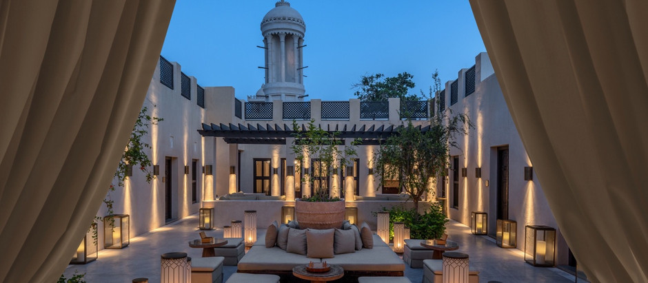X|NEWS: The Chedi Al Bait, Sharjah Pens Stories of Romance in Style