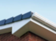 PJR Windows, uPVC fascias, soffits, gutters Oldham,  uPVC fascias, soffits, gutters Rochdale, uPVC fascias, soffits, gutters Saddleworth, uPVC fascias, soffits, gutters Tameside, uPVC cladding Oldham, Rochdale, Saddleworth, Tameside. uPVC Roofline Oldham.