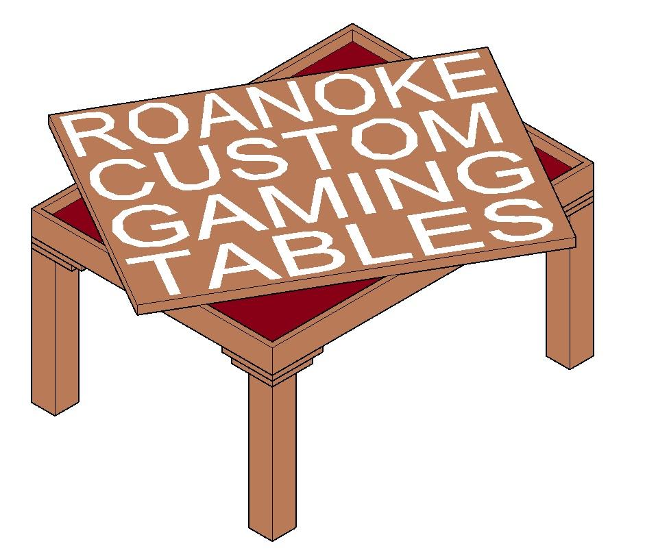 Roanoke Custom Gaming Tables