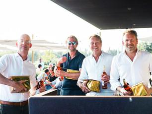 De winnaars van het Netwerk Zoetermeer Golftoernooi 2021