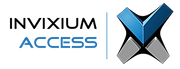 Invixium Access Logo Horizontal (Light B