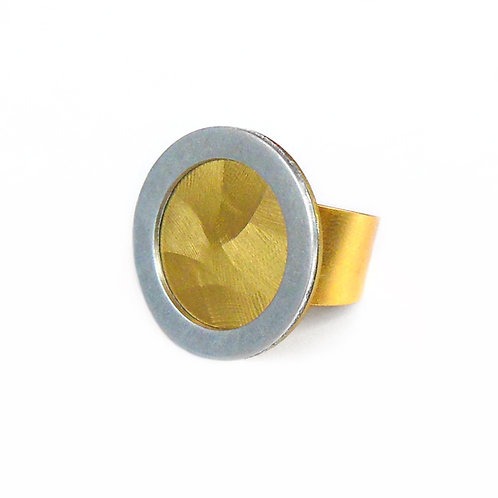 Layered Circle Ring