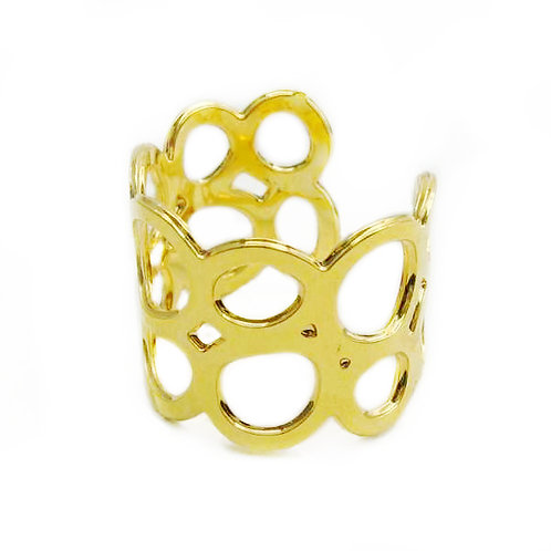 Champagne Ring, Gold