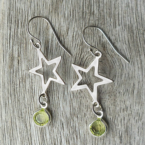 Morning Star Earrings