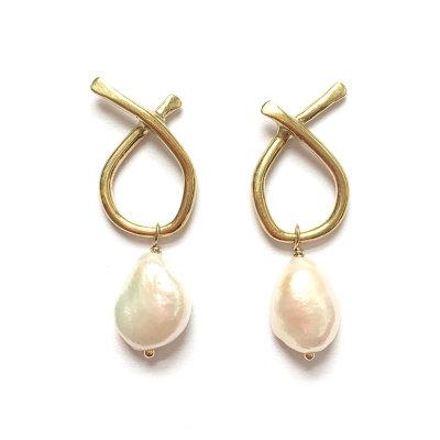 Pearl Odyssey Earrings