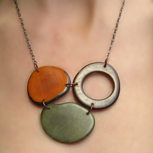 Three Is Company Necklace