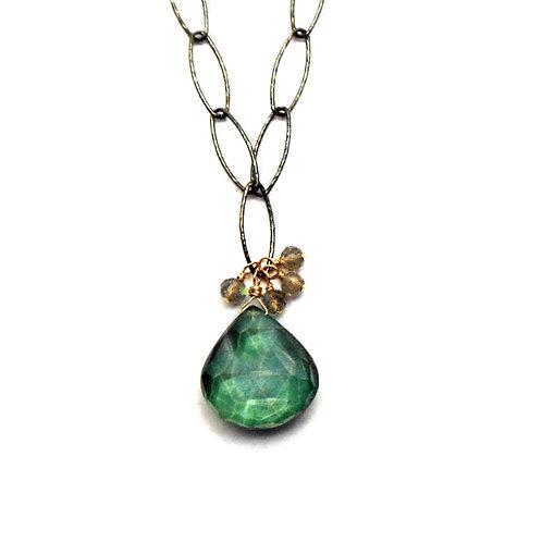 Midnight Garden Necklace