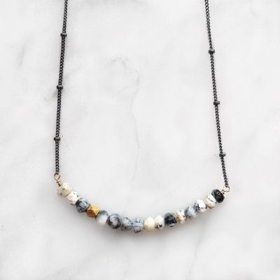 Volcanic Ash Necklace