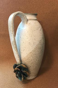 white pitcher, w. rose