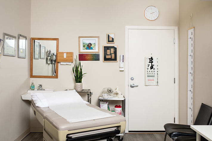 Oodle Family Medicine Office Space