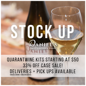 Wine, beer, liquor, wine slushies and MORE straight to your door!