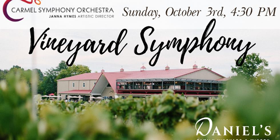 Carmel Symphony at Daniel's