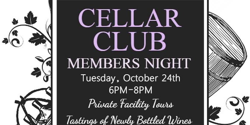 Private Cellar Club Member Night