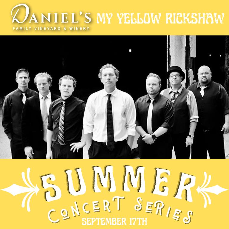 My Yellow Rickshaw: Summer Concert Series