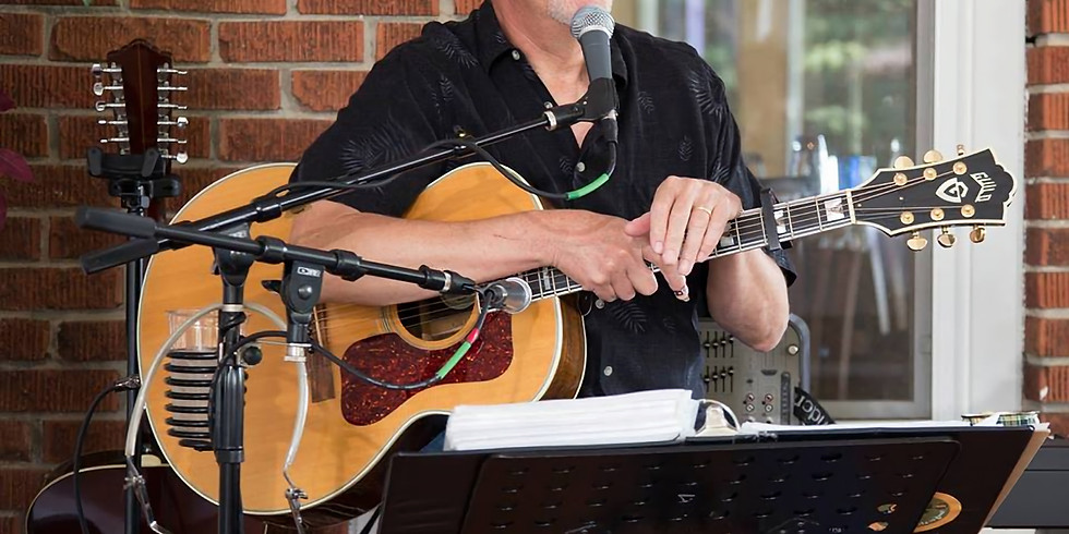 Live music: Ken Wilson