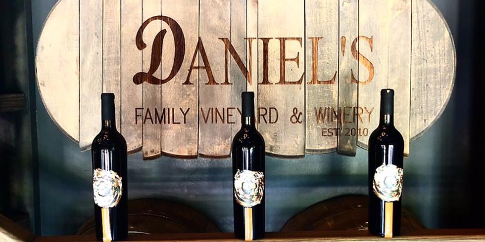 Daniel's Vineyard Staff Appreciation Night