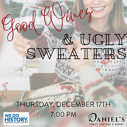 Good Wines & Ugly Sweaters