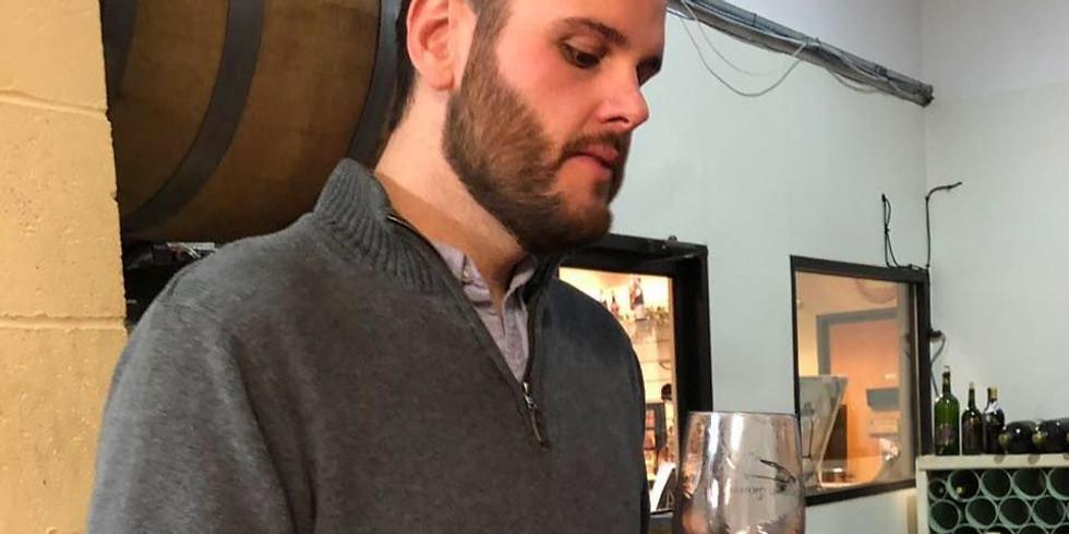 Wine Blending Class!