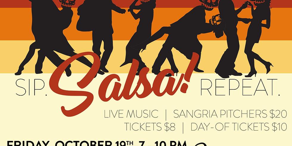 Dia de Los Muertos Salsa Night!