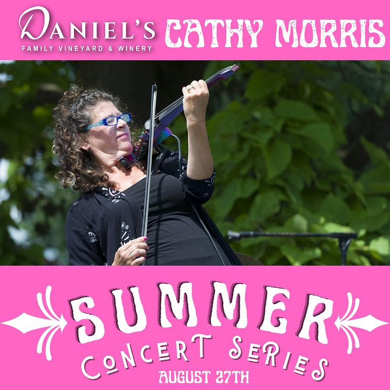 Cathy Morris: Summer Concert Series