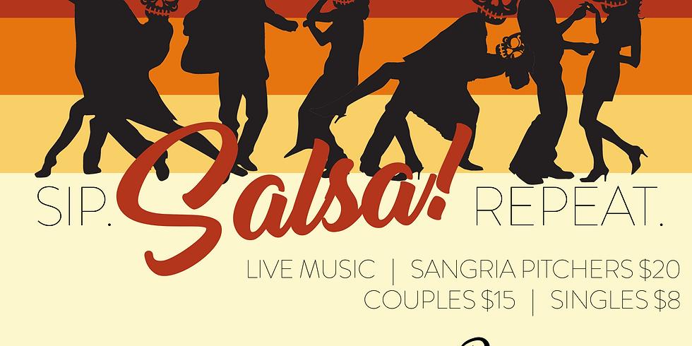 Dia de Los Muertos Salsa Night